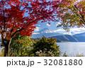 富士山 紅葉シーズン 32081880