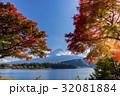 富士山 紅葉 河口湖の写真 32081884