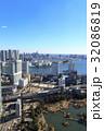 築地 汐留 風景の写真 32086819
