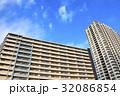 都市風景(東京都、江東区、辰巳、冬編) 32086854