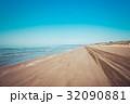 千里浜なぎさドライブウェイ 千里浜海岸 千里浜の写真 32090881