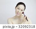 女性 人物 メイクの写真 32092318