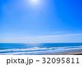 九十九里海岸を空撮 32095811