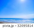 九十九里海岸を空撮 32095814