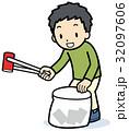 ボランティア活動 32097606