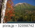 秋のオンネトー 32098742