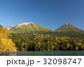 秋のオンネトー 32098747