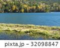 秋のオンネトー 32098847