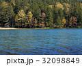 秋のオンネトー 32098849