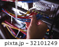 サーバー 技術 ケーブルの写真 32101249