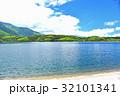初夏の青木湖 32101341
