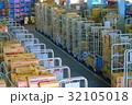 物流倉庫の風景(商品・オリコン・カゴテナー・ロケーションなど) 32105018