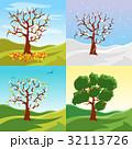 樹木 樹 ツリーのイラスト 32113726