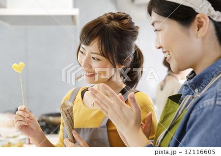 料理教室 お菓子作り 32116605