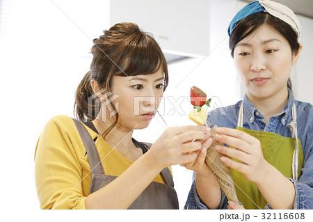 料理教室 お菓子作り 32116608