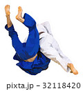 fighter judo throw for ippon 32118420