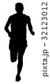 male runner athlete 32123012