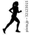 girl athlete runner 32123015