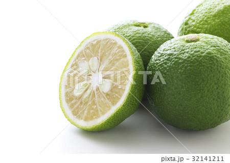 青い柚子12 32141211