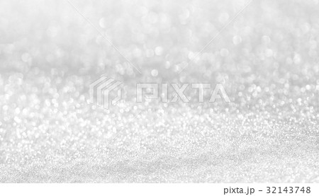 Abstract white Bokeh circles 32143748