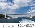海 長崎港 航跡の写真 32146337