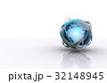 地球 ネットワーク グローバリゼーションのイラスト 32148945