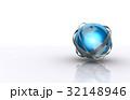 地球 ネットワーク グローバリゼーションのイラスト 32148946