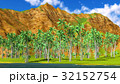 Paradise on Hawaii Island 3d rendering 32152754