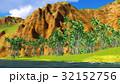 Paradise on Hawaii Island 3d rendering 32152756