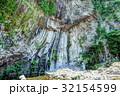 青龍洞 柱状節理 自然の写真 32154599