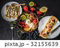 クレープ フランス料理 French pancake 32155639