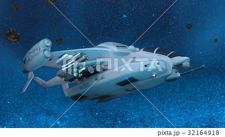 宇宙船 32164918