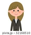 イラスト 女性 ビジネスウーマンのイラスト 32168510