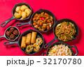 中華料理 集合 Delicious Chinese food group photo 32170780