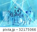 バレエ ダンサー 演技の写真 32175066