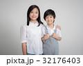 アジア圏 兄弟 ポートレートの写真 32176403
