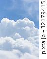 入道雲 空 雲の写真 32179415