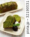 抹茶のパウンドケーキ 32190531