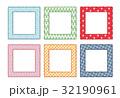 ポストカード 和柄 フォトフレーム 年賀 32190961