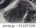 ナスカ地上絵 宇宙飛行士 32197108