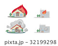 住宅/建物に関する災害イメージ2 32199298