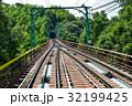 男山ケーブルカー 線路 32199425