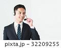 ビジネス スーツ コールセンターの写真 32209255