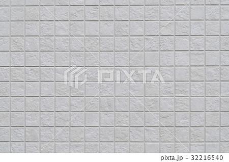 住宅 外壁 建材 サイディング 正方形のグレー 32216540