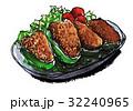 ピーマン肉詰め17710pix7 32240965