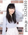 女性 若い ヘアスタイルの写真 32242850