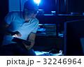 夜 プロジェクト 会社員の写真 32246964