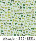 動物 パターン 柄のイラスト 32248551