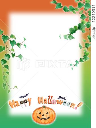 ハロウィンメッセージカード 32250515