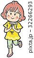 ベクター 人物 女性のイラスト 32266293